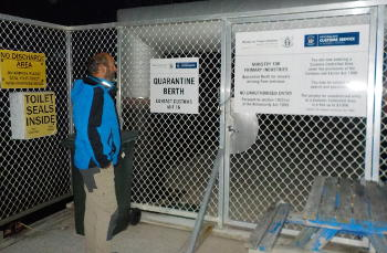 Quarantine Dock